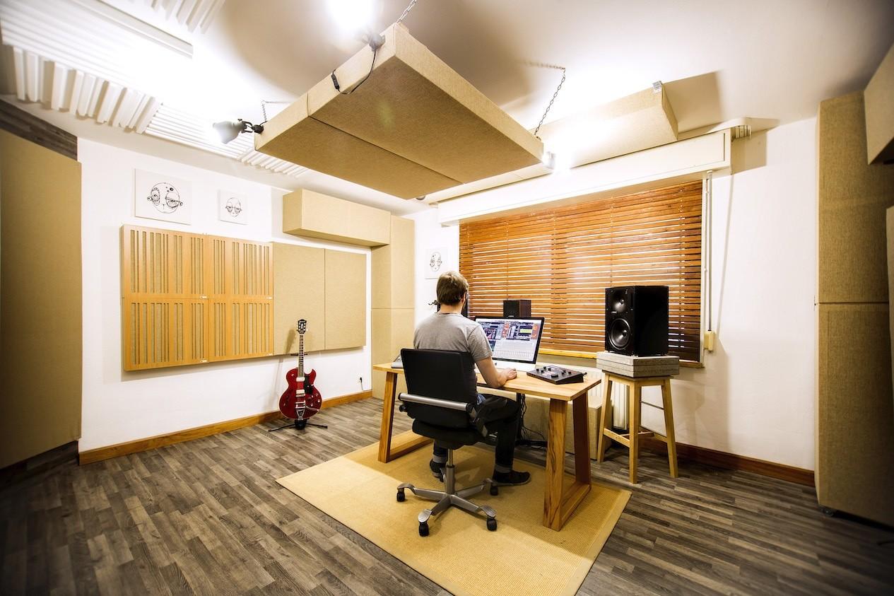 Mixing und Mastering Tonstudio