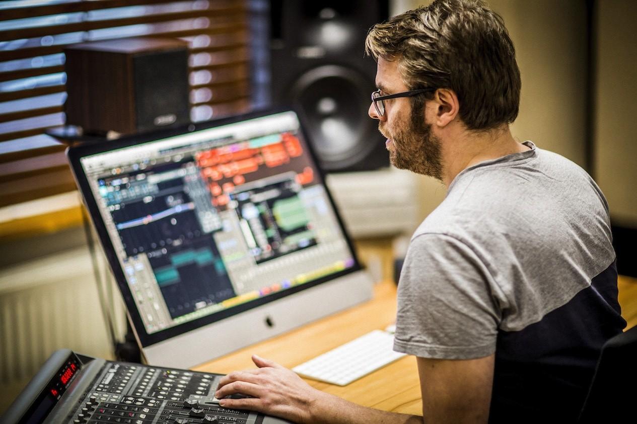 Tonstudio Mixing Mastering